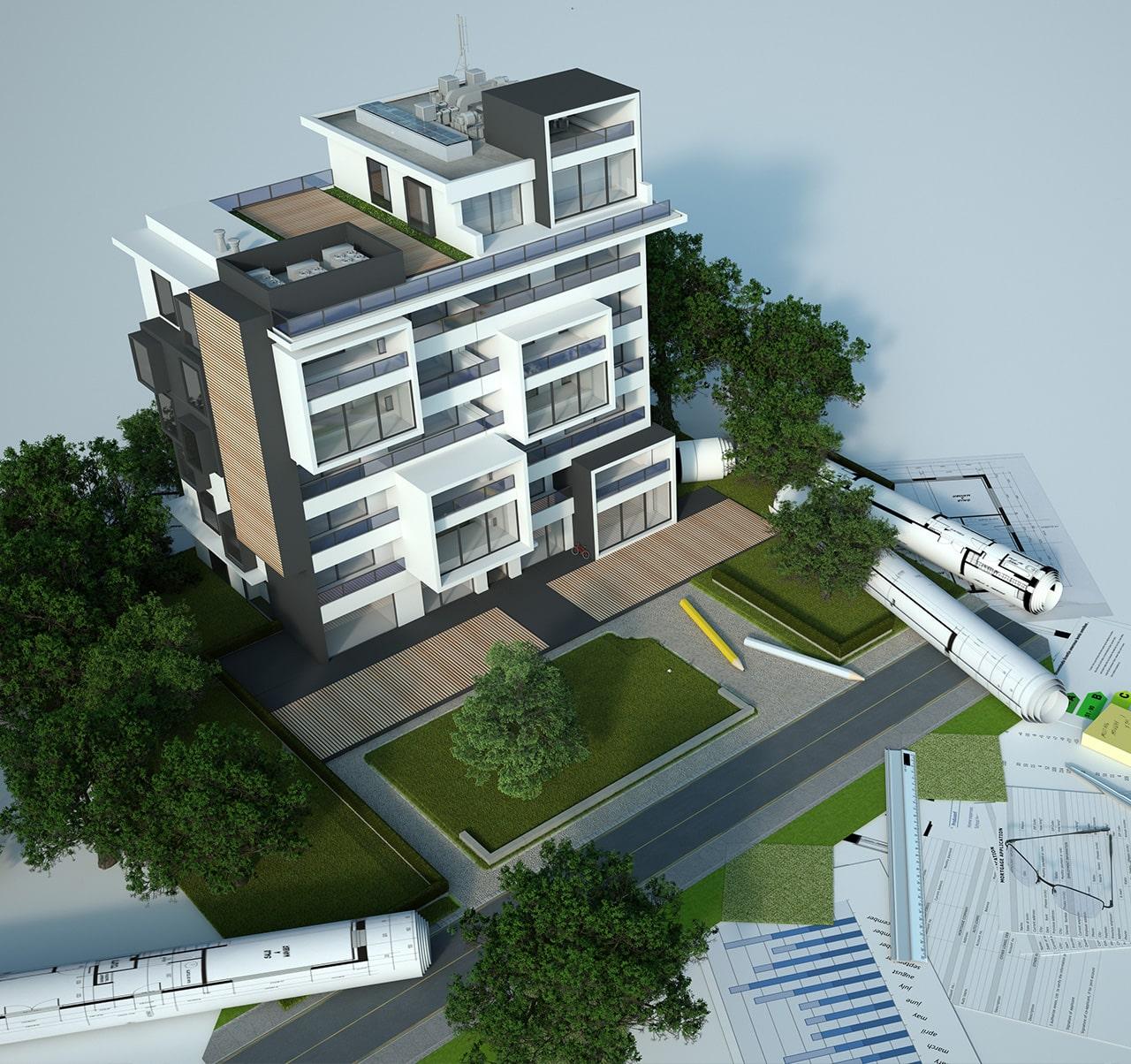 Cabinet d'architecture, d'urbanisme et de design à Dakar