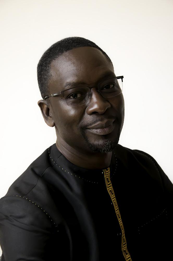 Etienne Diene, architecte à Dakar au Sénégal